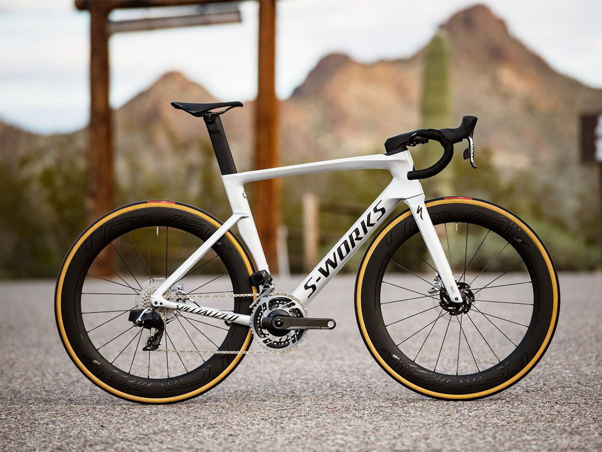 S-Works Venge road bike