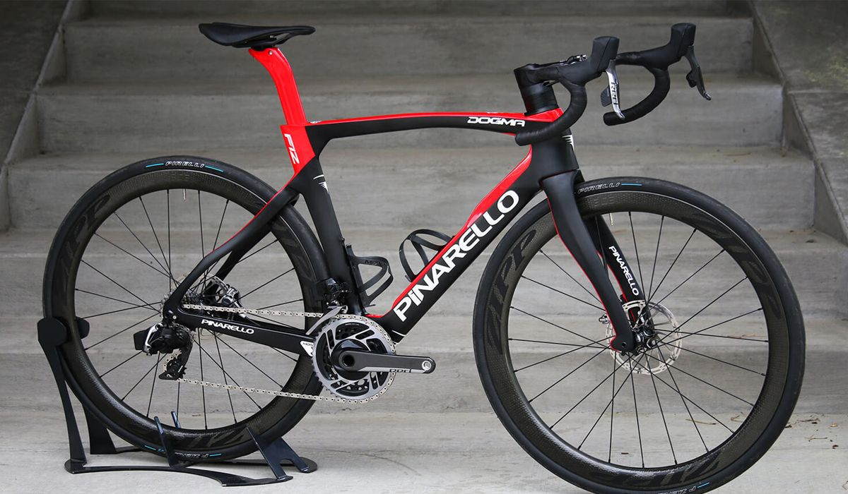 Pinarello Dogma F12 SRAM Red eTap AXS road bike