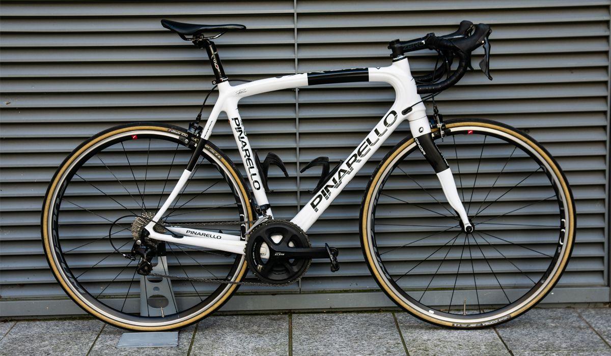 Pinarello road bike with Shimano 105