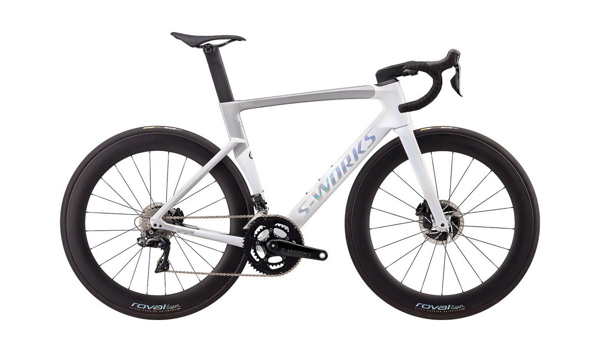 Specialized S Works Venge Shimano Di2 Peter Sagan road bike
