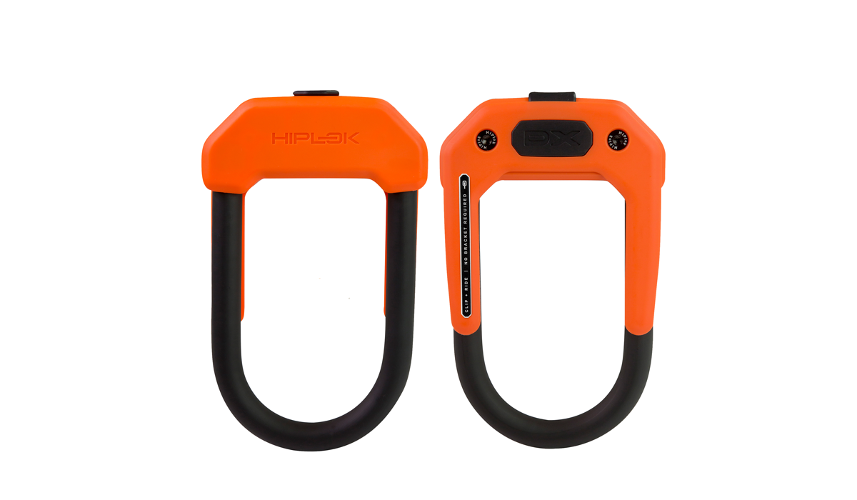 Hiplok D lock for cycling