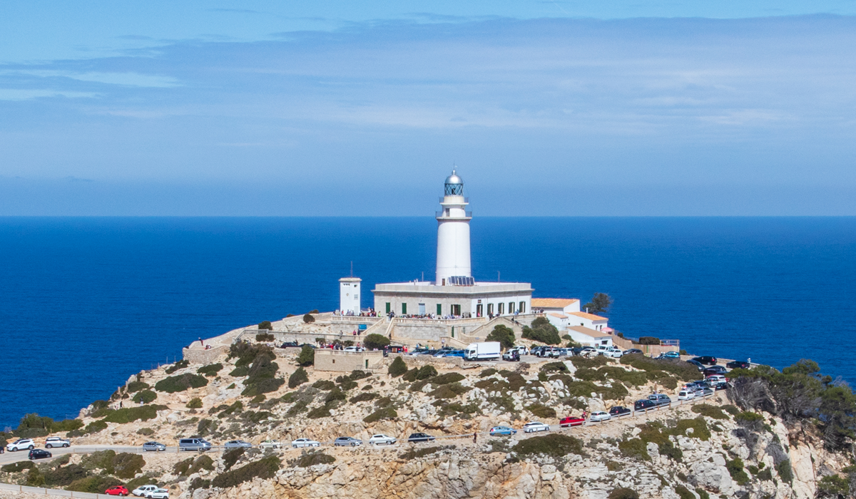 Formentor Lighthouse, Mallorca