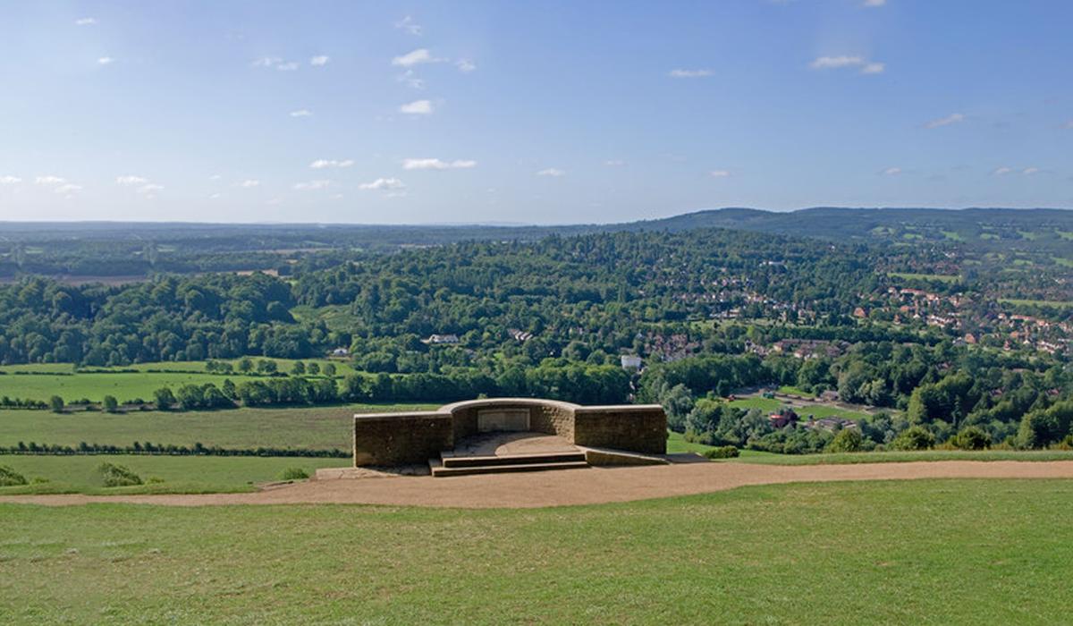 Box Hill Surrey