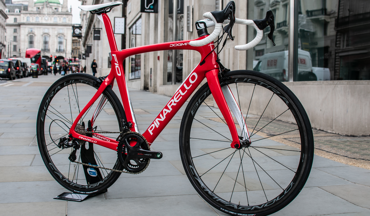 Pinarello Dogma F10 in London