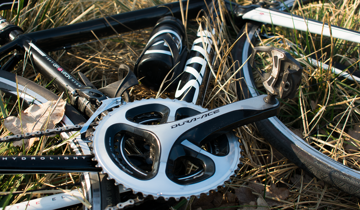 Isaac Graviton road bike