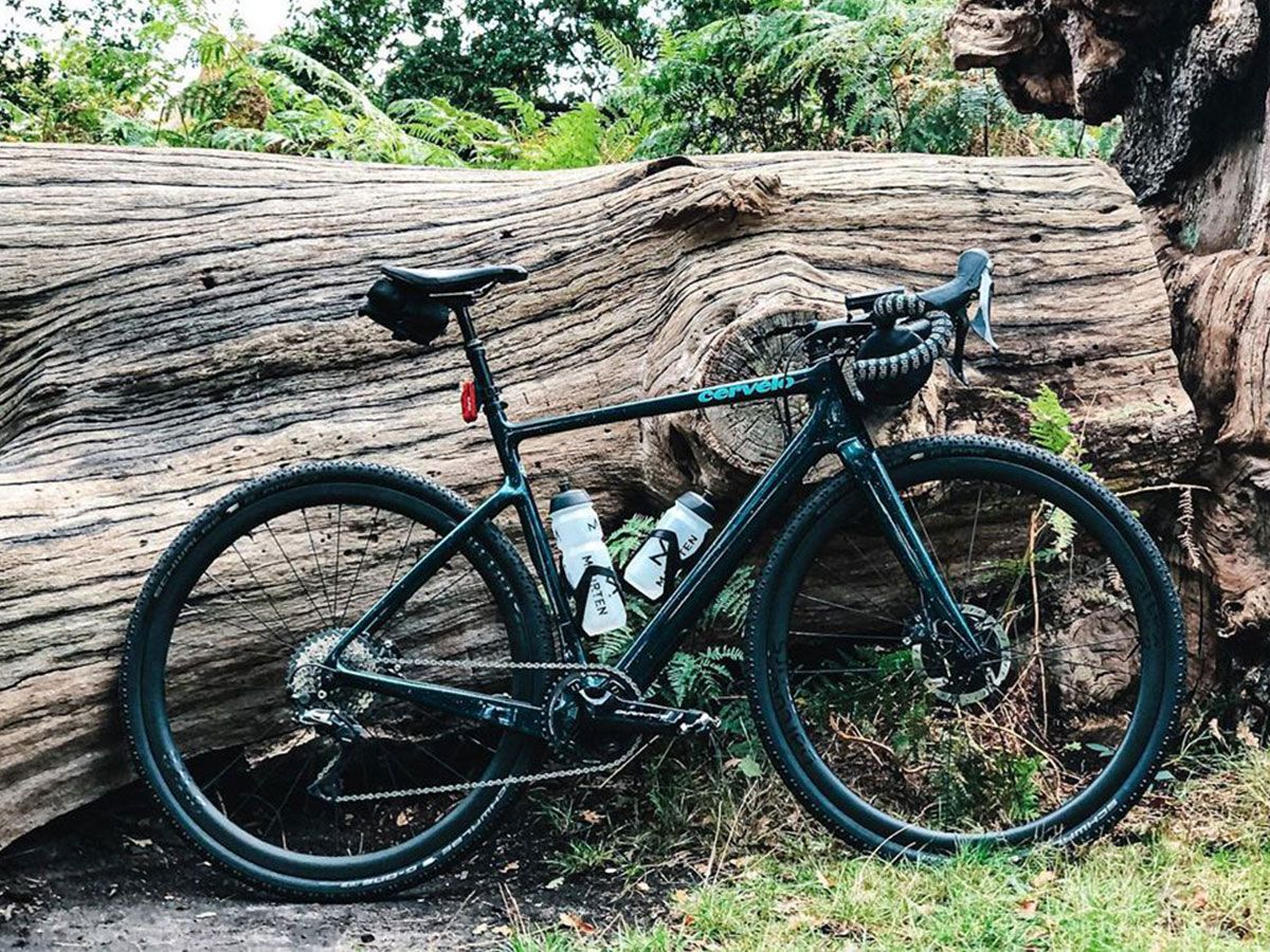 Cevelo gravel bike