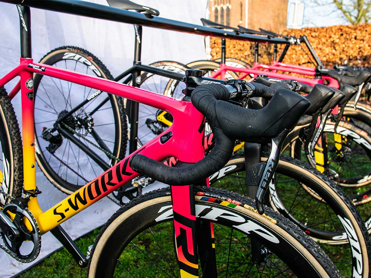 S-Works cyclocross bikes