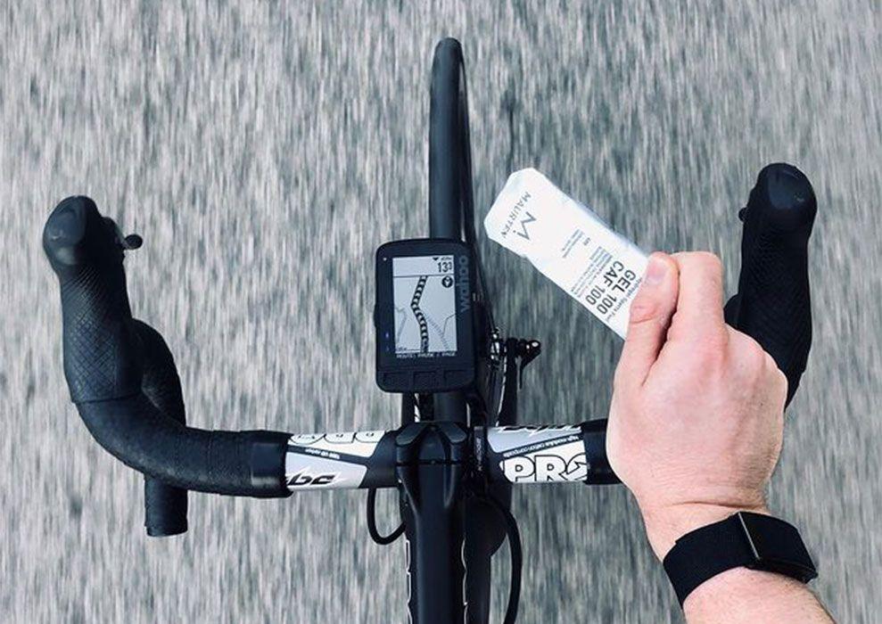Maurten gel cycling