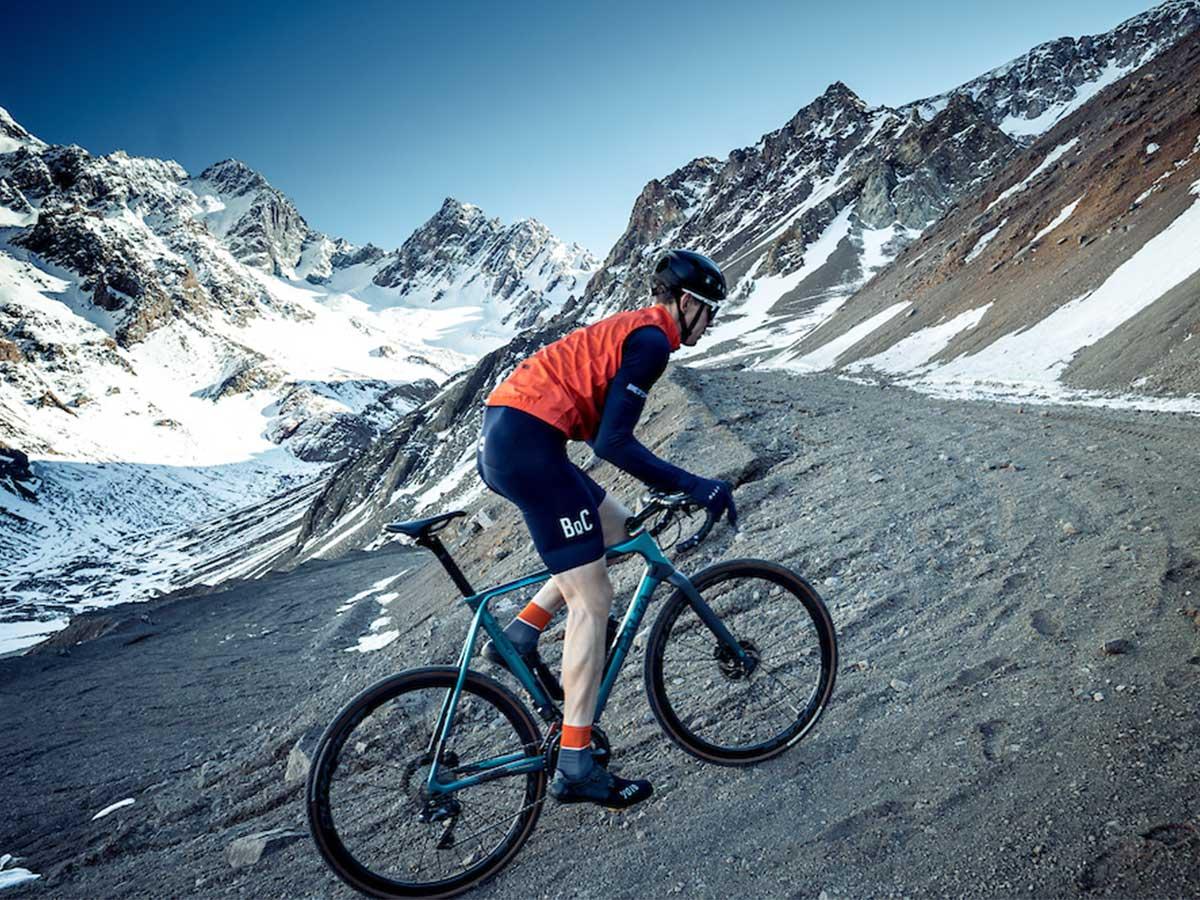 Daniel Hughes cyclist