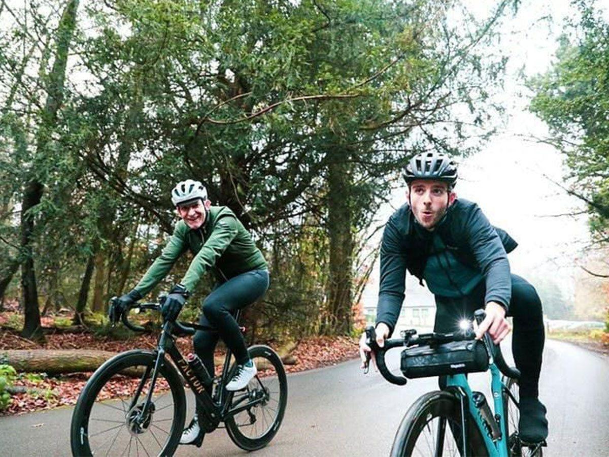 Francis Cade cyclist