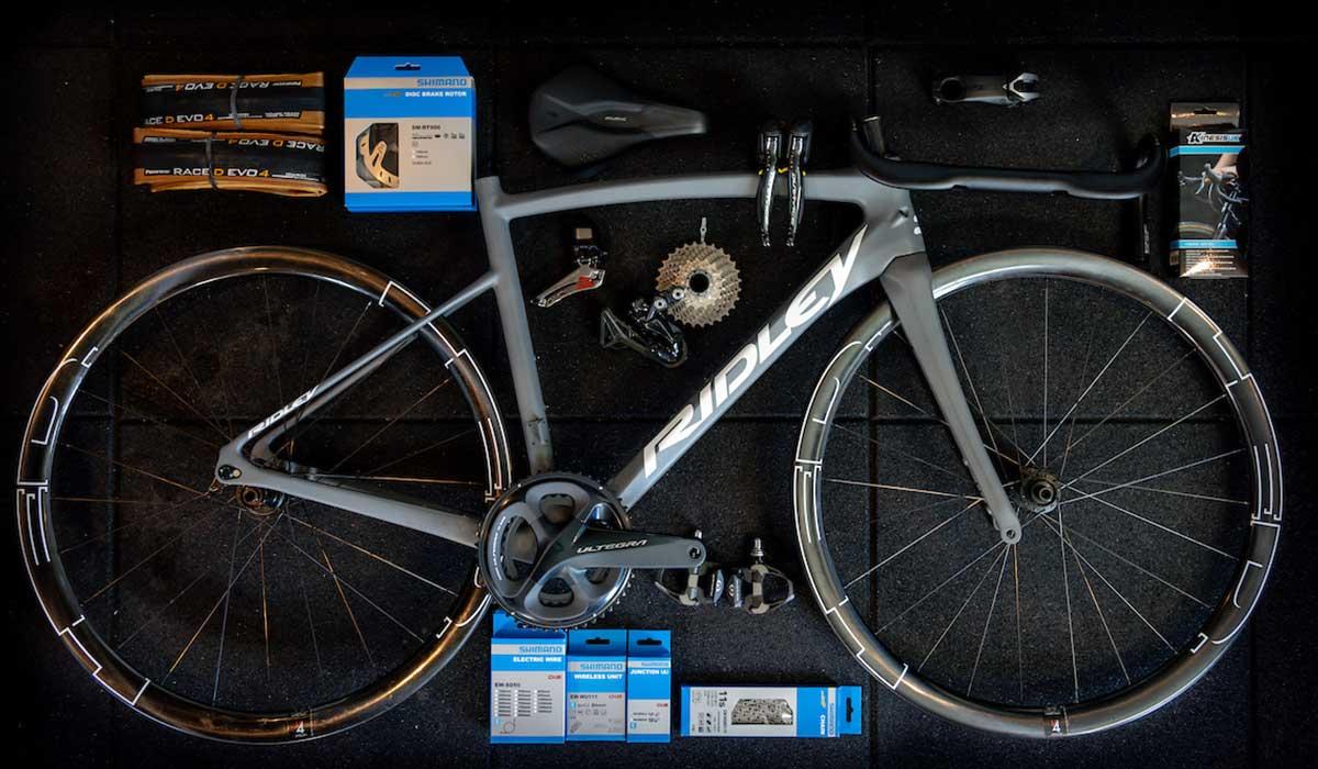Ridley road bike