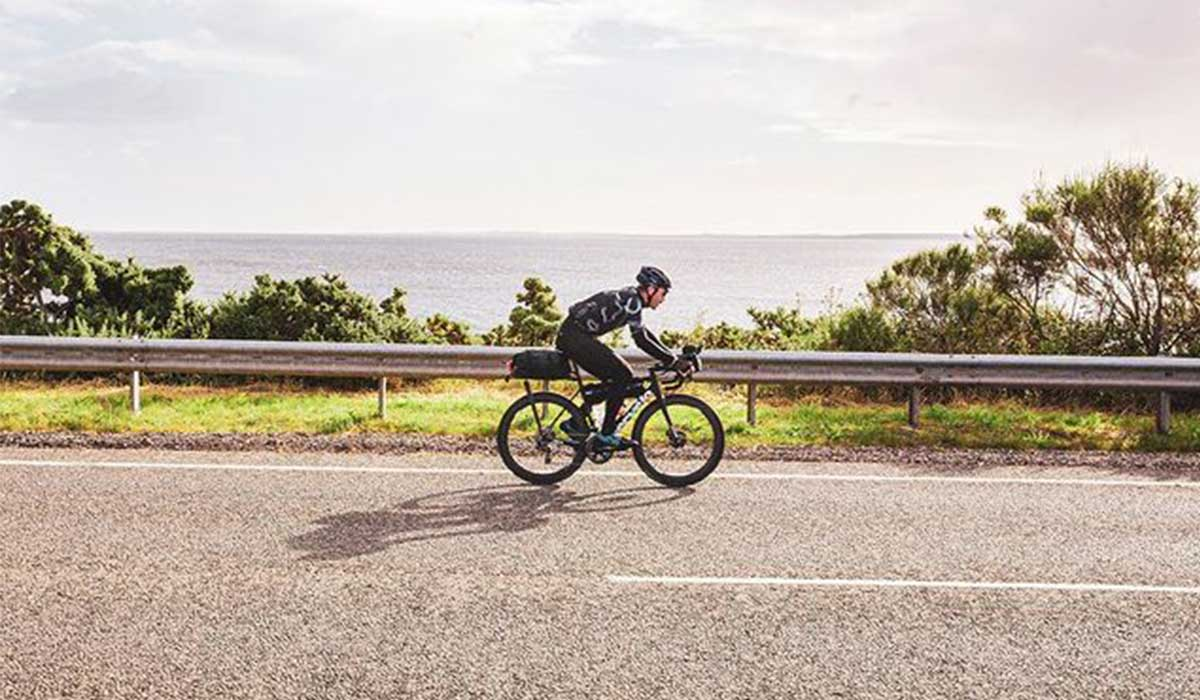 Long distance cycling