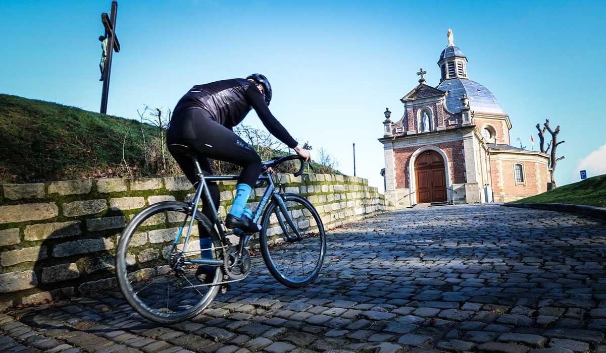 Muur van Geraardsbergen cycling